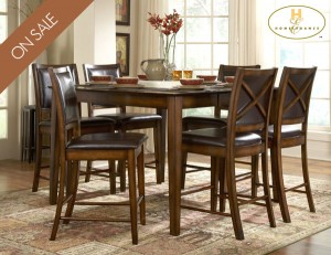 counter height dining table atlanta review - Furniture Specialist